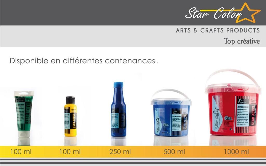 acrylique star color 2